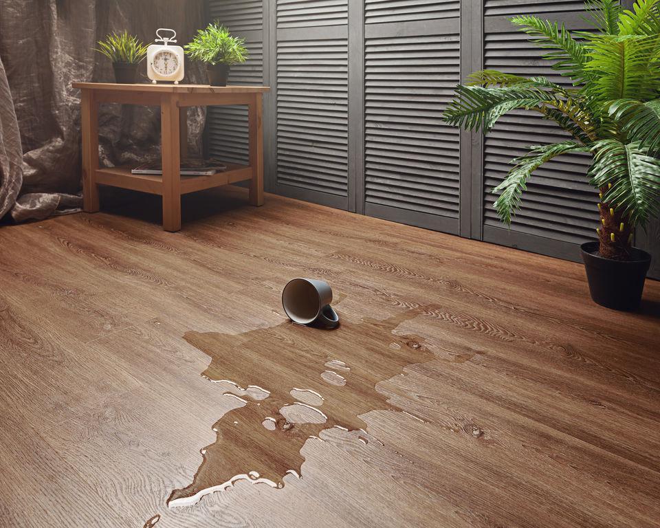 ПВХ плитка Aqua-floor коллекция RealWood AF6051 GLUE