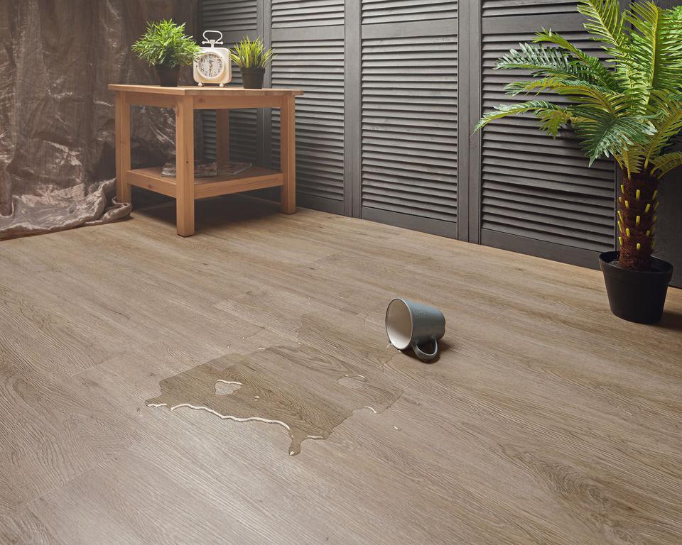 ПВХ плитка Aqua-floor коллекция Classic AF5514 GLUE
