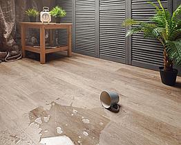ПВХ плитка Aqua-floor коллекция RealWood AF6032 GLUE