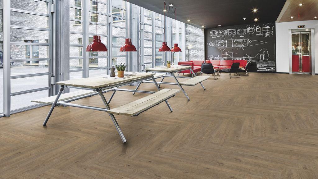ПВХ плитка Forbo Effecta Professional 4041 P Classic Fine Oak