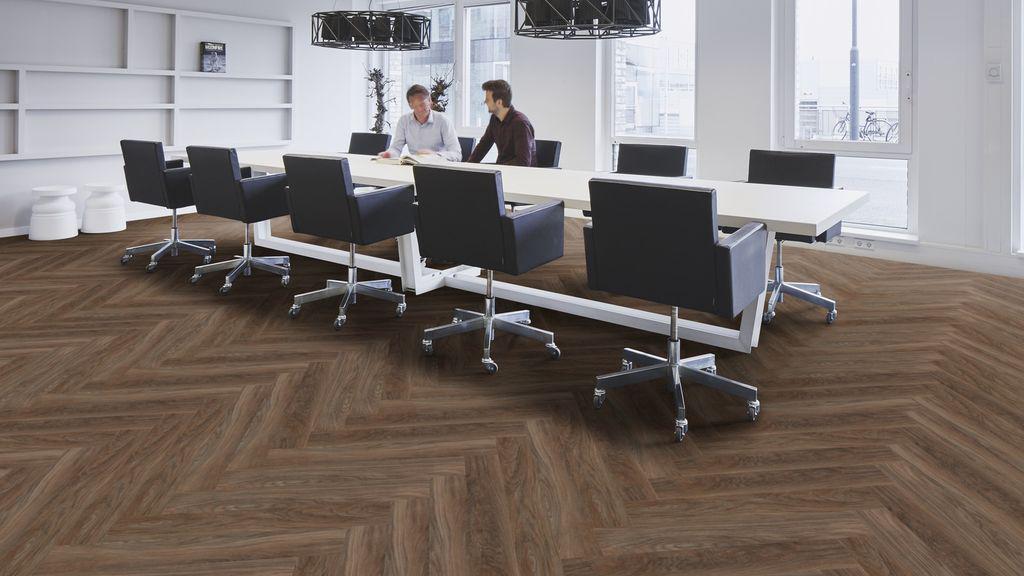 ПВХ плитка Forbo Effecta Professional 4023 P Weathered Rustic Oak PRO
