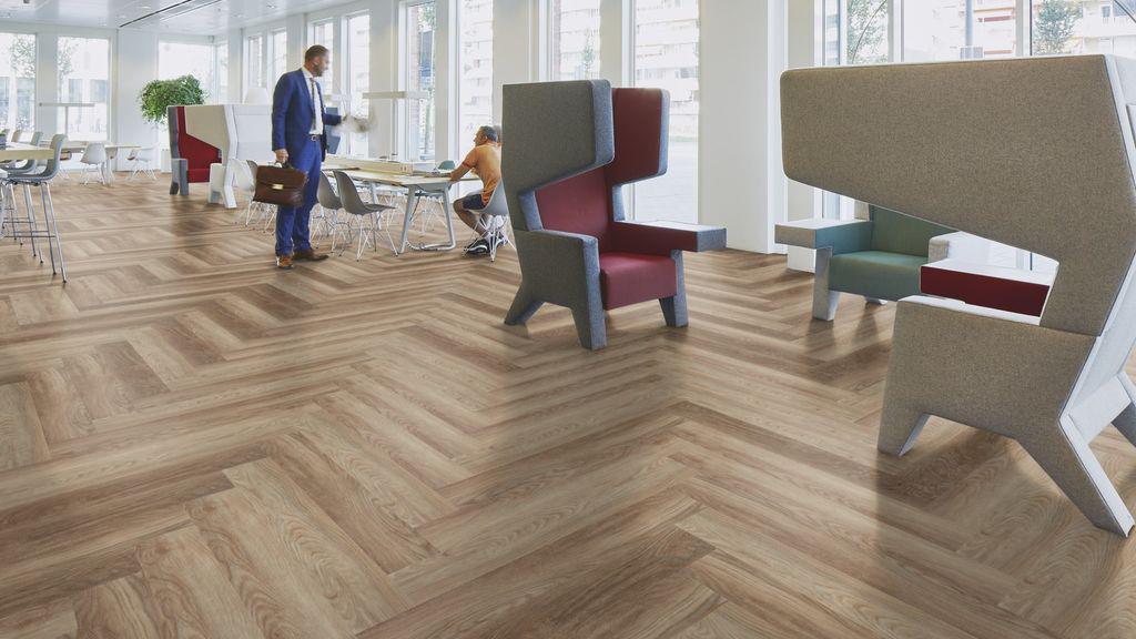 ПВХ плитка Forbo Effecta Professional 4022 P Traditional Rustic Oak PRO