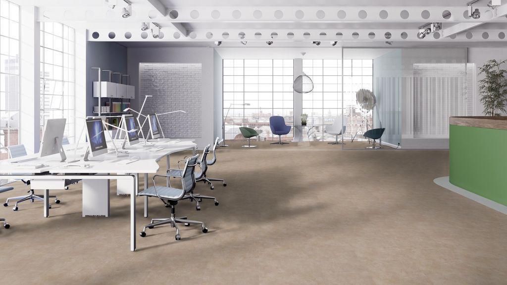 ПВХ плитка Forbo Effecta Professional 4062 T Sand Conrete PRO
