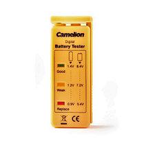 Тестер заряда батарей CAMELION BT-0503, фото 2