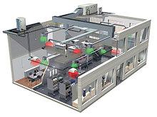 Расчет, подбор, монтаж, наладка систем вентиляции и кондиционирования в г. Астана Казахстан