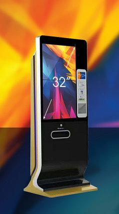 """Интерактивная сенсорная панель с купюроприемником 32"""", фото 2"""
