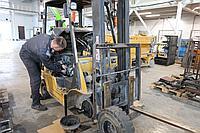 Ремонт складского и погрузочного оборудования