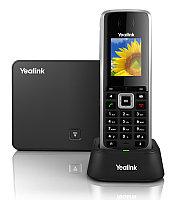 IP телефон Yealink W52P DECT SIP (база+трубка)