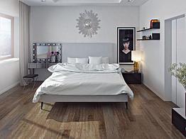 Кварцвиниловая плитка Art Tile коллекция Art House Lock Дуб Риволи