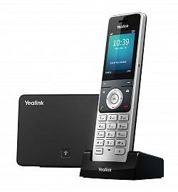 IP телефон Yealink W56P DECT SIP (база+трубка)