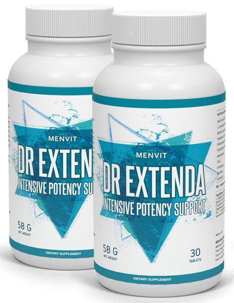 Dr. Extenda (Доктор Экстенда) - капсулы для увеличения члена