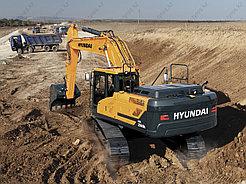 Запчасти для экскаватора Hyundai со склада в Алматы