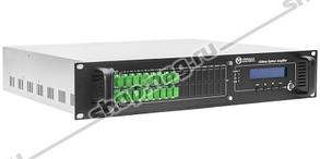 Оптический усилитель VERMAX для сетей КТВ, 16*17dBm