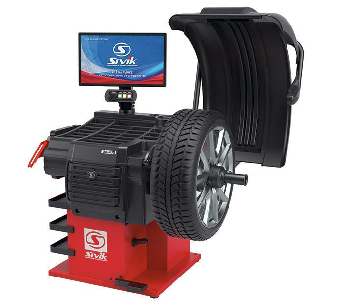 Балансировочный станок GELIOS УЗ (ЭМВ) (СБМП-60/3D Plus (УЗ, ЭМВ))