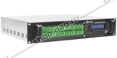 Оптический усилитель VERMAX для сетей КТВ, 32*15dBm