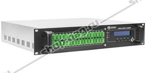 Оптический усилитель VERMAX для сетей КТВ, 32*16dBm
