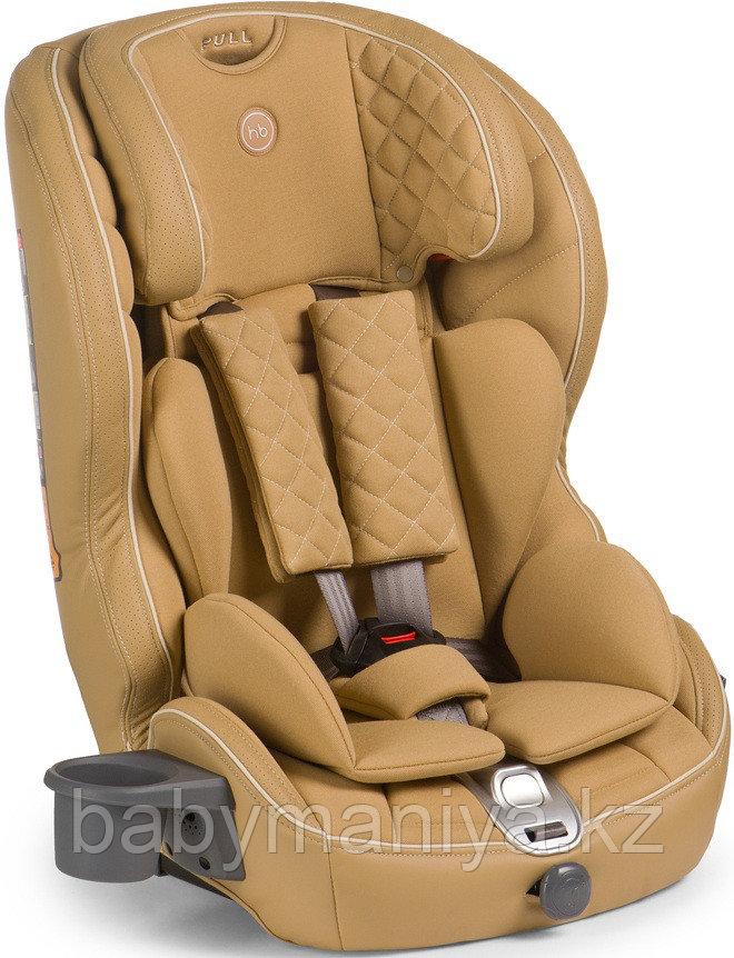 Автокресло Happy Baby 9-36 кг Mustang Isofix Beige