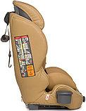 Автокресло Happy Baby 9-36 кг Mustang Isofix Beige, фото 4