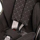 Автокресло Happy Baby 9-36 кг Mustang Isofix Black, фото 4