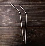 Соломка трубочка для коктейля, фото 2