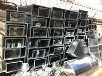 Прямоугольный воздуховод из оцинкованной стали