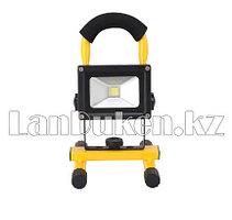 Светодиодная лампа прожектор аккумуляторная 10 W Led Rechargeable Floodlight
