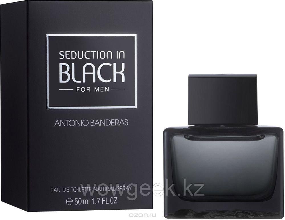 "Мужской парфюм Antonio Banderas ""Seduction In Black"""