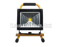 Светодиодная лампа прожектор аккумуляторный 20 W Led Rechargeable Floodlight 3 режима