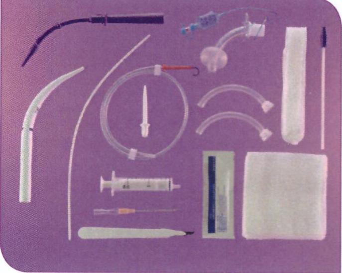 Набор для чрезкожной трахеостомии Ultra Perc с трубкой 7 мм