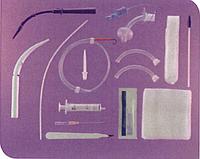 Набор для чрезкожной трахеостомии с трубкой Suctionaid 8 мм