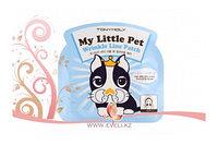 Tony Moly My Little Pet Wrinkle Line Patch/ Локальная маска для борьбы с морщинами вокруг губ и носогубных скл