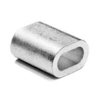 Зажим Троса DIN3093 алюминиевый 6мм
