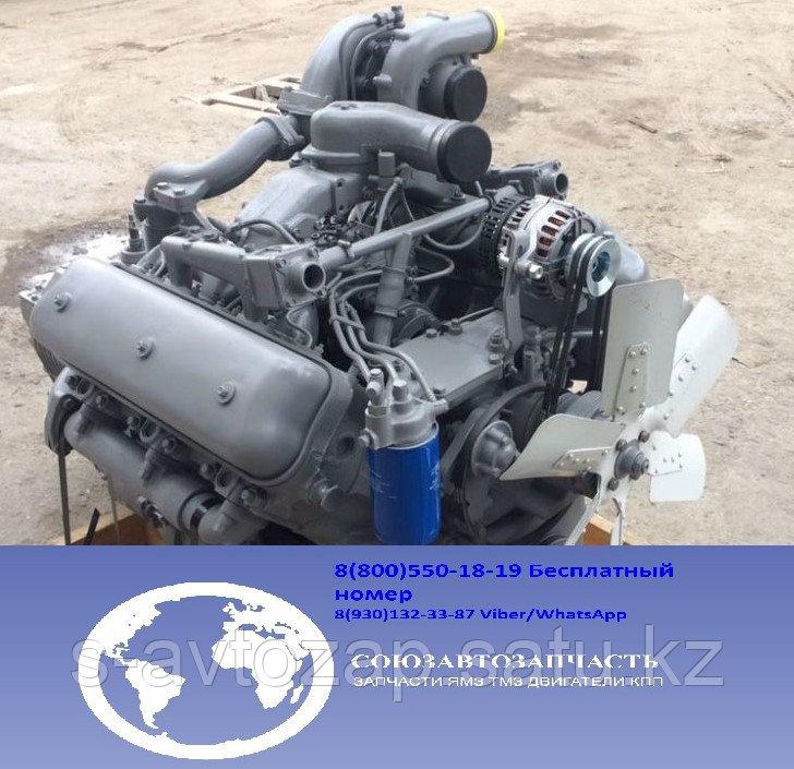 Капитальный ремонт двигателя ЯМЗ 236не2-1000189-3 236НЕ2-1000189-3