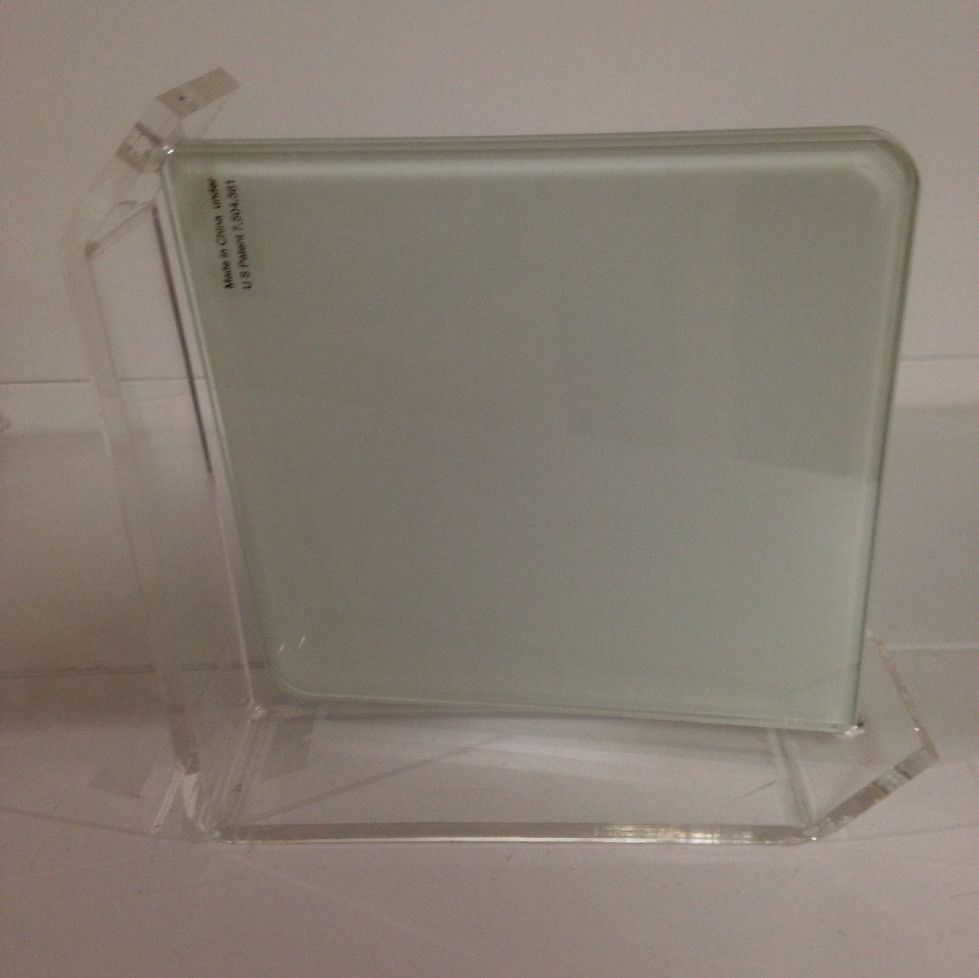 Стеклянная рамка для сублимации 14,5 см (acrylic frame) матовая