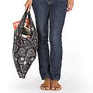 Женская модная сумочка авоська. Монохроматический, фото 2