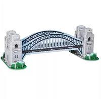 3D Puzzle LingLeSi Sydney Harbour Bridge, 37pcs Пазл Мост Сиднейской Гавани, 37 деталей
