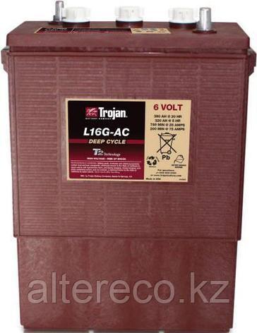 Тяговый аккумулятор Trojan L16G-AC (6В, 390Ач), фото 2
