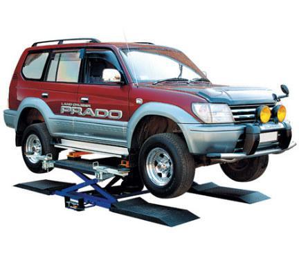 Пневматический ножничный подъёмник Спринтер-2500