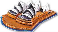 3D Puzzle LingLeSi Sydney Opera House, 26pcs Пазл Сиднейский оперный театр, 26 деталей, фото 1
