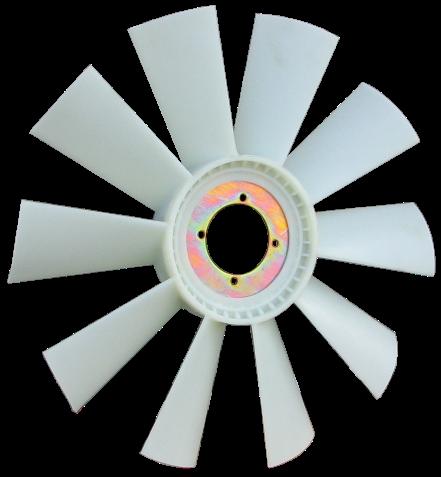 Крыльчатка вентилятора Гз 8-ми лопастная