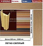 Доборная доска планка (ДОБОРКА, ДОБОРЫ) Зебрано, фото 2