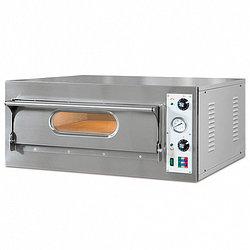 Печь для пиццы электрическая Resto Italia START 4 (940х920х400 мм, 4,7кВт, диаметр пиццы 33см, 1секция)