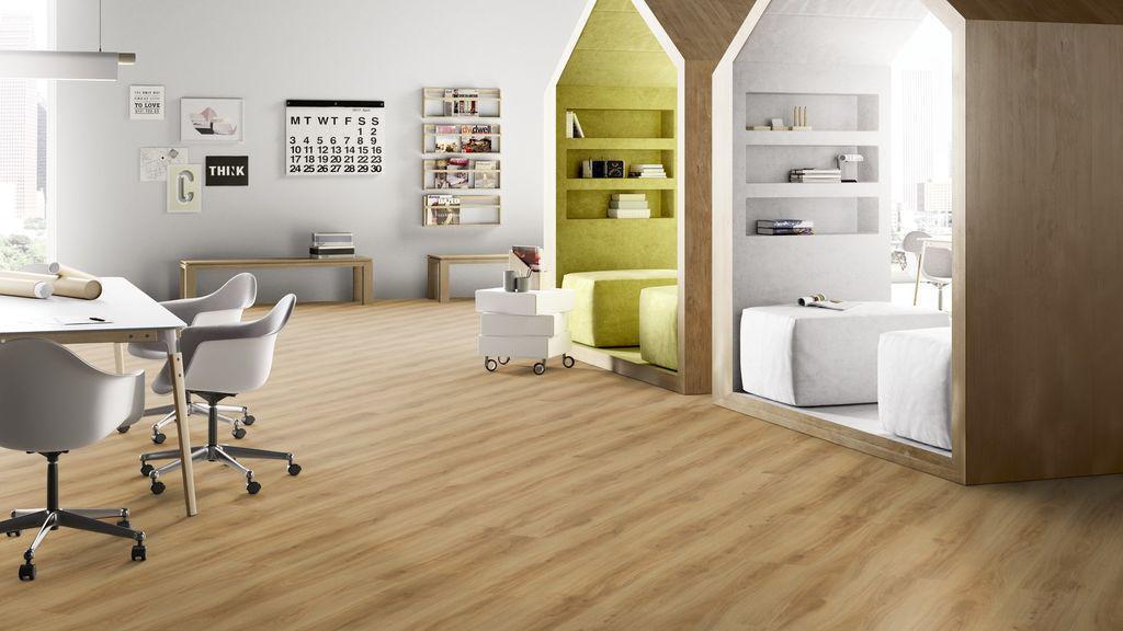 ПВХ плитка Moduleo коллекция Transform Wood Click CLASSIC OAK 24235