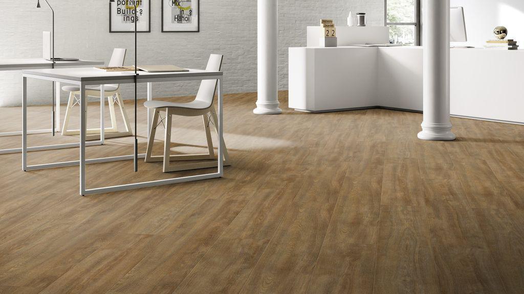 ПВХ плитка Moduleo коллекция Transform Wood Click MONTREAL OAK 24825