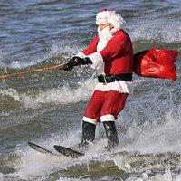 Костюм Санта Клауса (Santa Claus)| Лыжник
