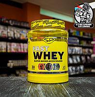 "Сывороточный протеин от SteelPower ""Fast Whey"" 900гр/30порций"
