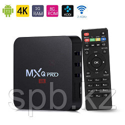 Приставка Android Smart TV-Box MXQ-4K PRO
