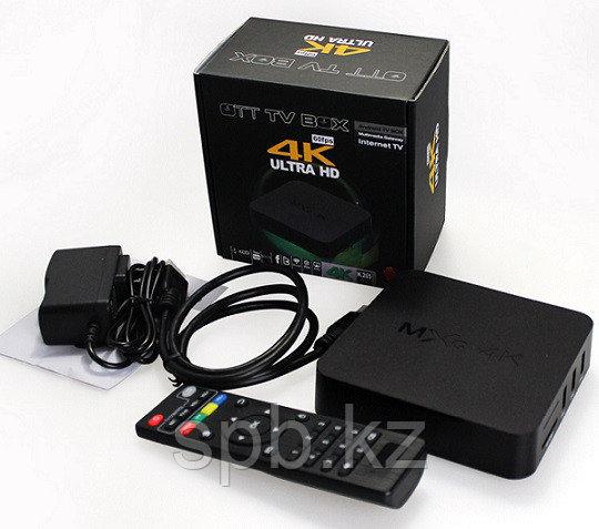 Приставка Android Smart TV-Box MXQ-4K
