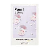 Тканевая маска с экстрактом жемчуга Airy Fit Sheet Mask (Pearl)