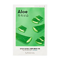 Тканевая маска с экстрактом алоэ Airy Fit Sheet Mask (Aloe)